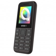 Telefone Móvel Alcatel 10.66D Branco Dual Sim Camara 0.8Mpx