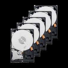 Pack de discos rígidos 10XHD2TB