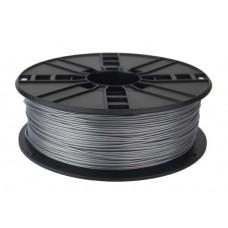 Filamento para Impressora 3D PLA 1.75mm 1Kg Cor Prata