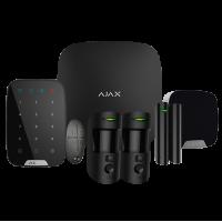 Kit de alarme profissional AJ-HUB2KIT-DP-PRO-B
