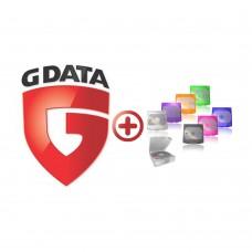 GDATA INTERNETSECURITY  1PC 1ANO - OEM C/Oferta