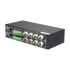 Vídeo Balun 4N1 (HDTVI, HDCVI, AHD e CVBS) BA608P-HD