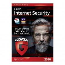 G DATA Internet Security 8PC 12M - Licença Digital