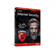 G DATA Internet Security 7PC 24M - Licença Digital