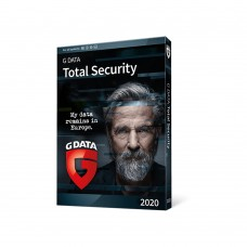 G DATA Total Security 2PC 12M - Box