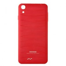 BACK COVER PARA DOOGEE DG800 - RED