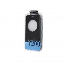 Flip Case Smartphone Doogee Y200 Preta