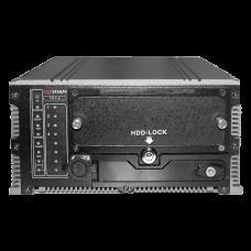 Gravador HDTVI Hikvision para embarcado DS-8104HMFI-T