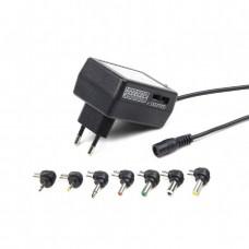 Transformador Universal  24W 7 Tips Out 3-12V  2A