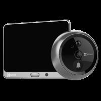Campainha / olho mágico para porta WiFi Ezviz EZ-CS-DP1-A0-4A1WPFBSR