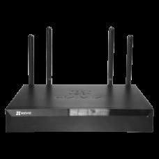 Gravador NVR Wi-Fi NVR EZ-CS-X5S-16H