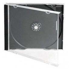 GF-BLC11060B - CAIXA CD JEWEL CLEAR CASE 200PCS/CAIXA