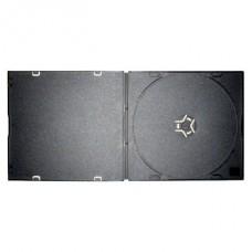 CAPA DE DVD 5,2MM - PRETA - UNIDADE