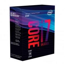 Processador Intel Core I7-8700k Sem Dissipador