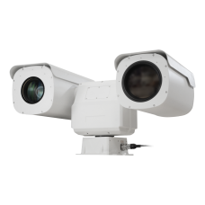 ThermTec Câmara térmica IP PTZ Dual IPPTZ900A-150D4
