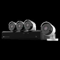 Kit de Videovigilância Nivian NV-KIT41-4CAM-5M-1TB