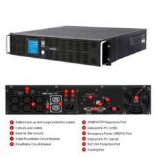 UPS CYBERPOWER PROFESSIONAL RACKMOUNT 1000VA, 2U, LCD