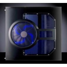 SIDE PANEL PARA NOBLE/HUMMER/ACHILLES 19CM  BLUE LED FAN - NEW