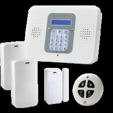 Kit de alarme profissional unidirecional SECUPLACE-W