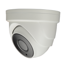 Câmara dome HDTVI Ultra Low Light   PoC Safire SF-DM855ZWUP-FTVI