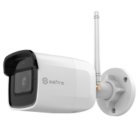 Câmara Bullet WiFi 4 Megapixel SF-IPCV037AH-4W