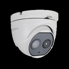 Câmara térmica Dual IP Safire SF-IPTDM011DHA-2D2
