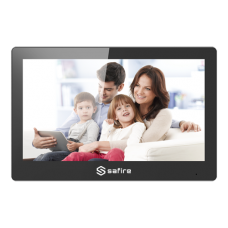 Monitor para Videoporteiro SF-VIDISP01-10WIP