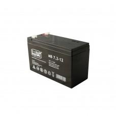 Bateria UPS 12V 7A F1