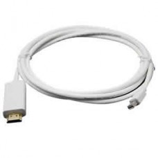 MINI DISPLAY CABLE PORT DP TO HDMI - M  FOR APPLE