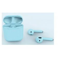 Earpods com Microfone I11 Bluetooth 5.0 Azul