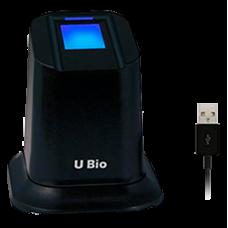 Leitor biométrico ANVIZ UBIO