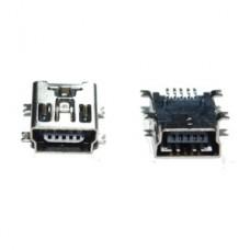 SPARE PARTS USB JACK 5P F 180º