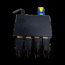 Video Wall HDMI Splitter VW-SPLIT-1X4