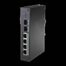 Switch PoE X-Security XS-SW0604-96-DIN-HIPOE