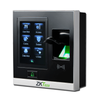 Controlo de Acesso e Presença ZK-AC400MF