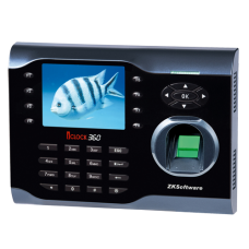 Controlo de Presença ZK-ICLOCK360